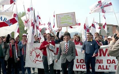 Lega: 35 anni fa nasceva il partito del Nord, poi diventato nazionale