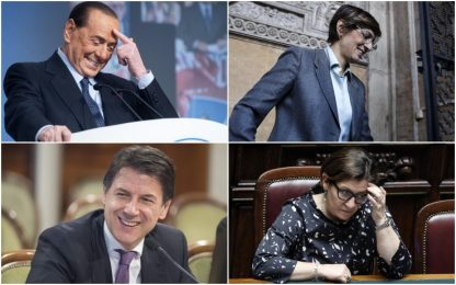 Redditi dei politici: Bongiorno è la più ricca del governo, poi Conte