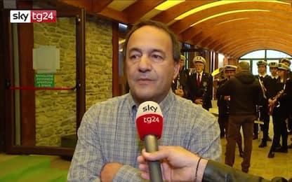 """Mimmo Lucano a Sky Tg24: """"Chiudere i porti non funziona"""""""