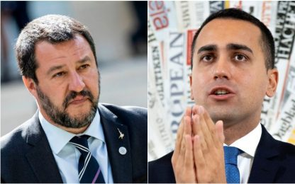 """Polemiche Salvini-Di Maio, Unicredit e Mps: """"Lo spread vola"""""""