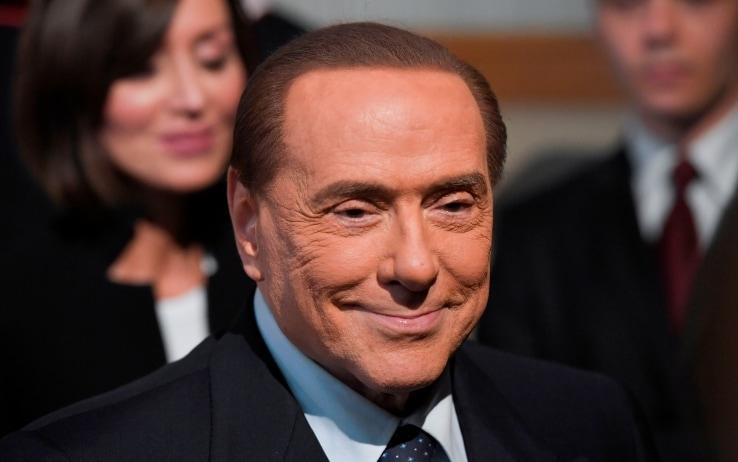 Silvio Berlusconi - cover