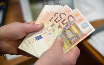Bankitalia: ad agosto il debito pubblico calato di 3,3 miliardi
