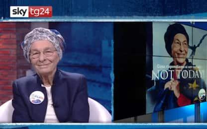 """Tribù, Emma Bonino sul manifesto di """"Trono di spade"""": VIDEO"""