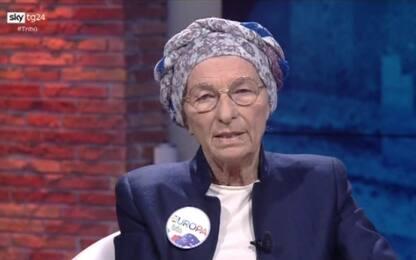 """Tribù, Bonino a Sky TG24: """"Bugie Salvini sull'Europa ci hanno isolato"""""""