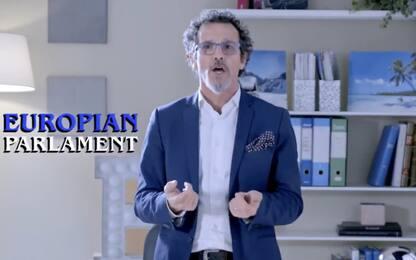 Elezioni Europee 2019, il video del Milanese Imbruttito