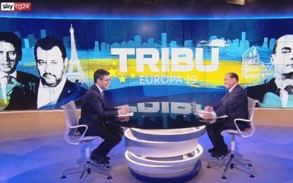 Berlusconi a Tribù: Far sbarcare famiglie Sea Watch atto di buon senso