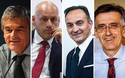 Elezioni regionali in Piemonte, chi sono i candidati