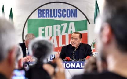 Berlusconi: delego Carfagna e Toti a coordinare FI per Congresso