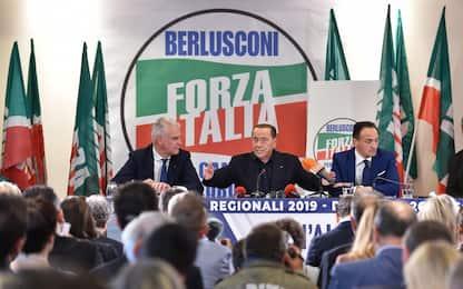 Elezioni Piemonte, Berlusconi a Torino per sostenere Cirio