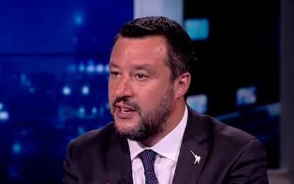 """Salvini a Tribù: """"Procura ha documenti su contatti tra scafisti e ong"""""""