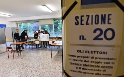 Ballottaggio elezioni Comunali 2019, affluenza al 52,11%