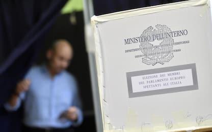 Elezioni europee, candidati eletti circoscrizione Centro