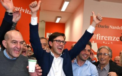 I risultati delle elezioni comunali 2019 a Firenze: vince Nardella