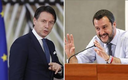 """Conte: """"Non mi sento commissariato da Salvini"""""""