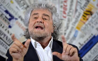 """Coronavirus, Grillo applaude Conte: """"Apre strada a qualcosa di nuovo"""""""