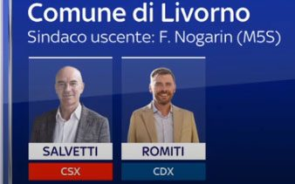 Elezioni Livorno 2019, sfida tra centrosinistra e centrodestra