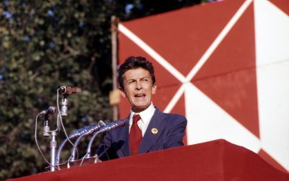 Enrico Berlinguer, 35 anni fa l'addio al leader del Pci