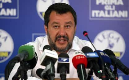 Ballottaggi, Salvini dedica vittorie a ex elettori di sinistra