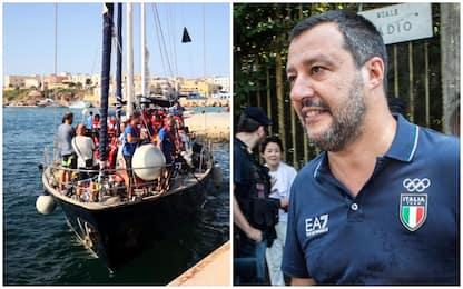 Veliero Alex a Lampedusa, è scontro tra Viminale e Difesa