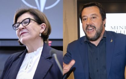 Migranti, scontro Trenta-Salvini sulle Ong