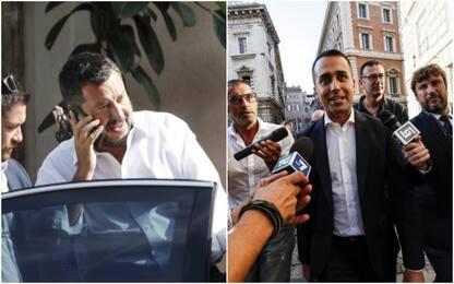 Crisi di Governo, il racconto della giornata politica. FOTO