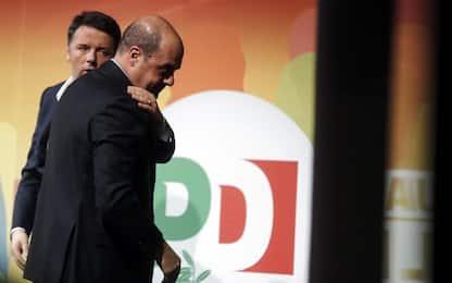 Crisi di governo, il Pd si divide: Zingaretti frena Renzi