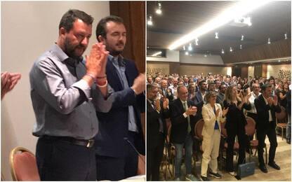 """Salvini: """"Voto prima possibile, non attaccati a poltrone"""". VIDEO"""