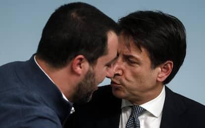 Salva-Stati, Conte: delirio di Salvini era al tavolo con noi