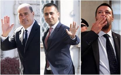 """Crisi governo, Mattarella: """"Nuove consultazioni martedì"""""""