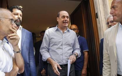 """Crisi, Zingaretti: """"Partito confronto per governo di svolta"""". VIDEO"""