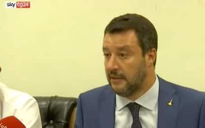 """Crisi di governo, Salvini: """"Il ribaltone era pronto da tempo"""""""