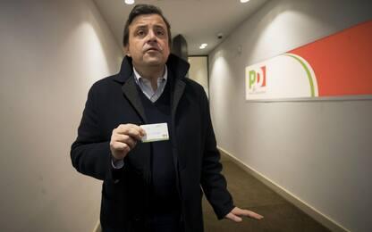 """Carlo Calenda lascia il Pd: """"Il rapporto con M5s nasce male"""""""
