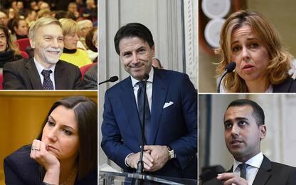 Totoministri, tutti i nomi del governo Conte-bis. FOTO