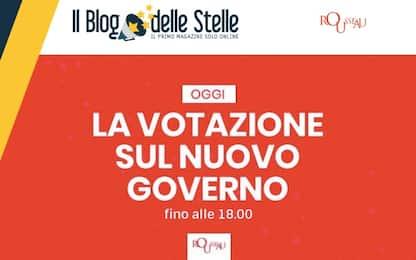 Piattaforma Rousseau, il voto online sull'ipotesi di governo M5s-Pd