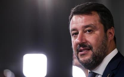 """Salvini dopo il voto su Rousseau: """"Lega fuori da mercato delle vacche"""""""