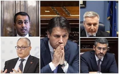 I possibili ministri del governo Conte-bis. FOTO