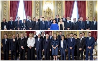 Chi entra e chi esce, ministri dei governi Conte a confronto