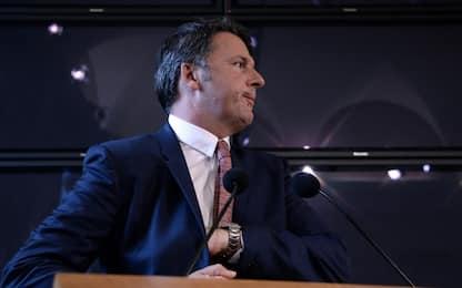 Renzi annuncia la scissione dal Pd