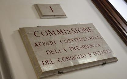 Taglio dei parlamentari, via libera della Commissione della Camera