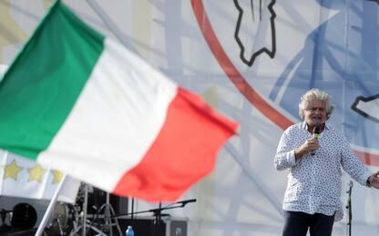 La proposta di Grillo: valutiamo di togliere voto ad anziani