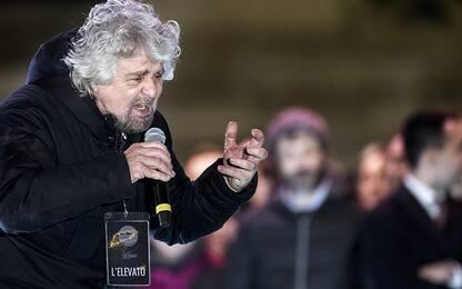 """Il M5s compie 10 anni, Grillo: """"Abbandoniamo il tifoso che c'è in noi"""""""