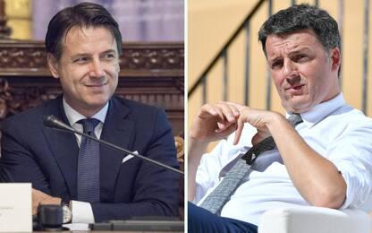 """Quota 100, Renzi: """"Va cancellata"""". Conte: """"Pilastro della manovra"""""""
