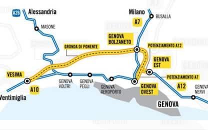 Gronda di Genova, la Camera approva mozione di maggioranza