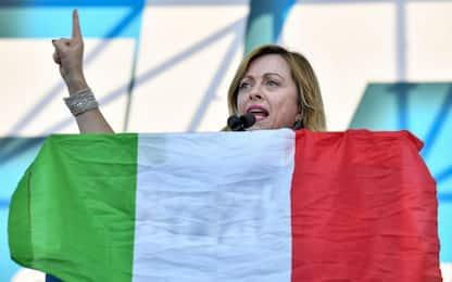 """Times, Giorgia Meloni è tra le """"stelle nascenti"""" del 2020"""