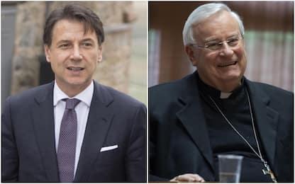 Conte vede il presidente Cei Bassetti: Si è parlato di 'family act'