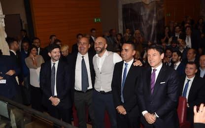 """Regionali Umbria, Zingaretti: """"Insieme per l'Italia"""""""