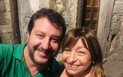 """Elezioni regionali Umbria, Salvini: """"Fatto impresa storica"""". VIDEO"""