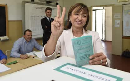 Elezioni Umbria, Tesei (centrodestra) vince col 57,5%