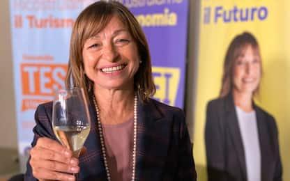 Elezioni Umbria, risultati: vince centrodestra. Tesei nuovo presidente