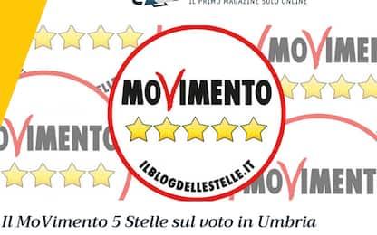 """Regionali Umbria, M5S: """"Patto era esperimento e non ha funzionato"""""""